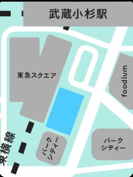 ららテラス 武蔵小杉店